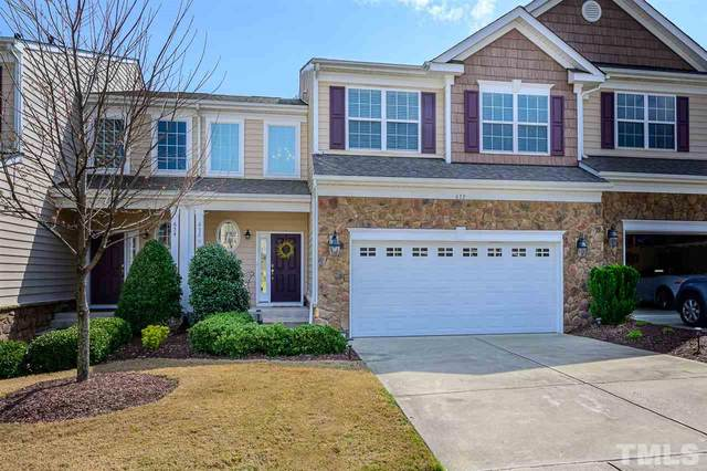 632 Sealine Drive, Cary, NC 27519 (#2377202) :: Southern Realty Group