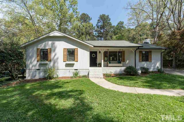 109 Woods Ream Drive, Raleigh, NC 27615 (#2377205) :: The Perry Group