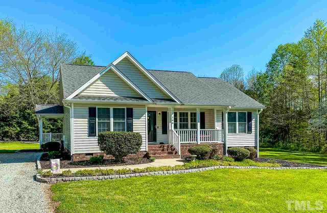 166 Thorncrest Drive, Timberlake, NC 27583 (#2377238) :: RE/MAX Real Estate Service
