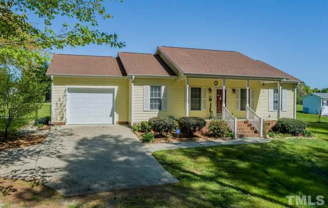 2075 Antioch Church Road, Timberlake, NC 27583 (MLS #2377246) :: The Oceanaire Realty