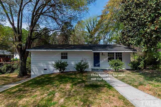 1106 Rosedale Avenue, Durham, NC 27707 (#2377256) :: The Jim Allen Group