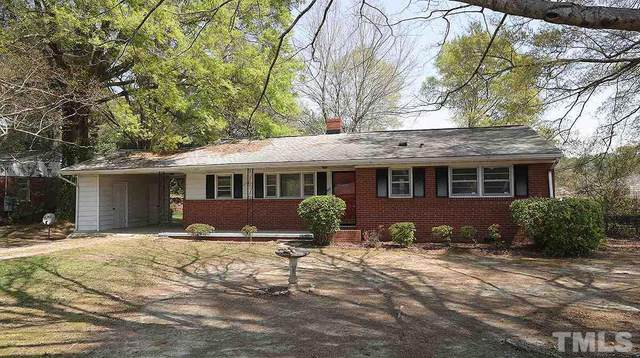 809 Benson Road, Garner, NC 27529 (#2377263) :: Triangle Just Listed