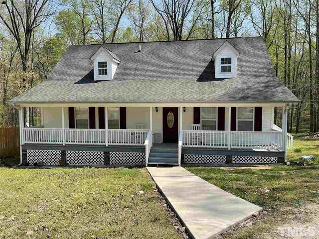 157 Ridgewood Road, Youngsville, NC 27596 (#2377270) :: RE/MAX Real Estate Service