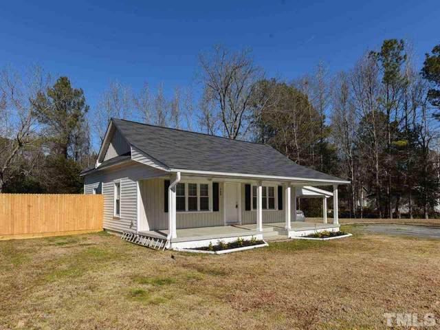 409 S Alford Avenue, Kenly, NC 27542 (MLS #2377291) :: The Oceanaire Realty