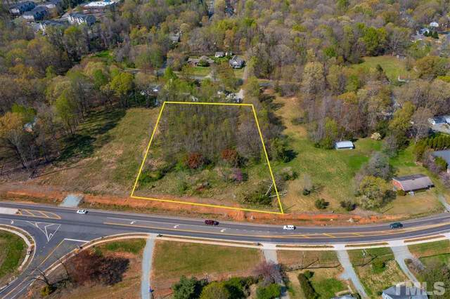 1206 S Fifth Street, Mebane, NC  (#2377328) :: M&J Realty Group