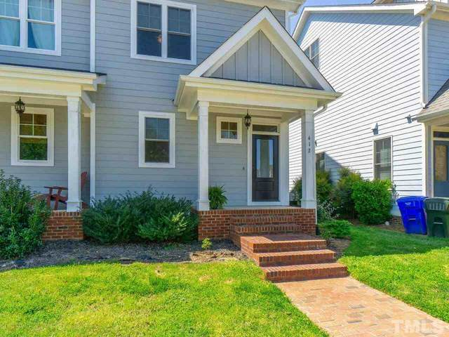 412 S Camellia Street, Chapel Hill, NC 27312 (#2377338) :: Choice Residential Real Estate