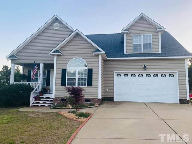 39 Billet Court, Benson, NC 27504 (MLS #2377356) :: On Point Realty