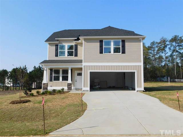 43 Wild Sage Circle, Angier, NC 27501 (#2377395) :: The Rodney Carroll Team with Hometowne Realty
