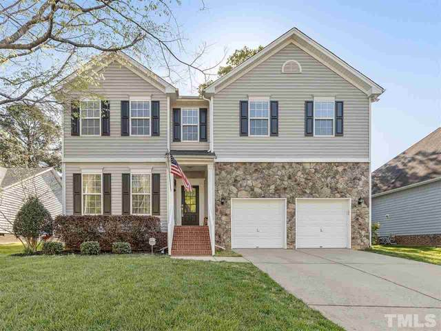 141 Mickleson Ridge Drive, Raleigh, NC 27603 (#2377399) :: Bright Ideas Realty