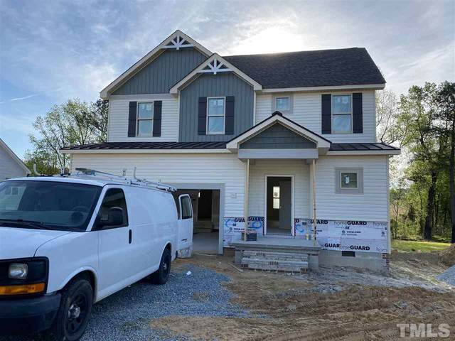 145 Muscadine Way Lot 8, Smithfield, NC 27577 (#2377405) :: The Rodney Carroll Team with Hometowne Realty