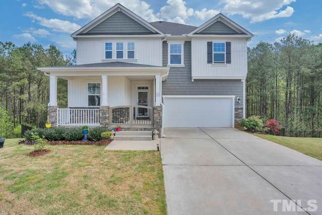 520 Ferry Court, Wake Forest, NC 27587 (#2377419) :: The Jim Allen Group