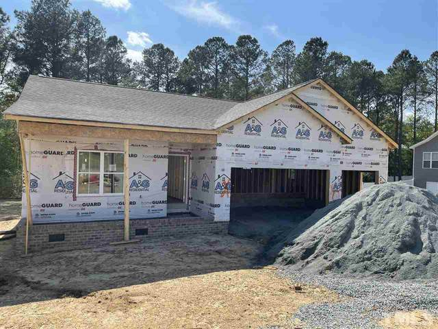 221 Ravens Row Drive, Benson, NC 27504 (#2377432) :: Bright Ideas Realty