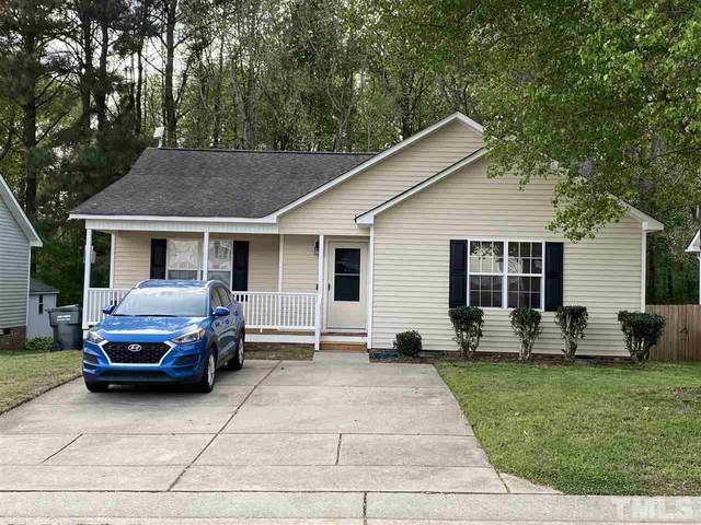 1253 Grovewood Drive, Clayton, NC 27520 (#2377436) :: Rachel Kendall Team