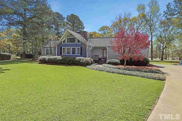 141 Strickland Lane, Lillington, NC 27546 (#2377439) :: The Rodney Carroll Team with Hometowne Realty