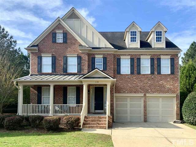 116 Bryce Meadow Drive, Holly Springs, NC 27540 (#2377440) :: Rachel Kendall Team