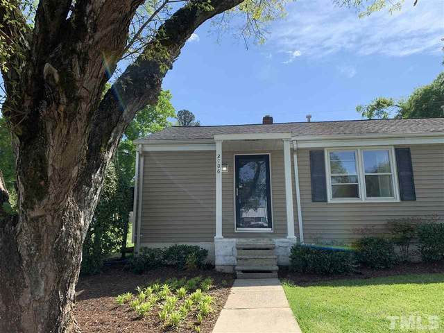 2706 Mcneil Street #2706, Raleigh, NC 27608 (#2377449) :: The Rodney Carroll Team with Hometowne Realty