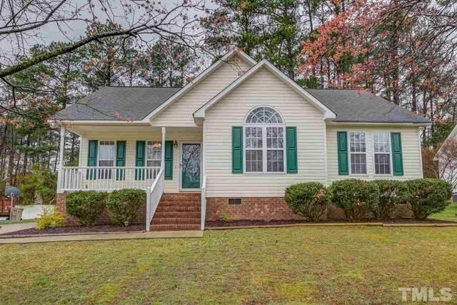 210 Dullis Circle, Garner, NC 27529 (#2377470) :: Dogwood Properties