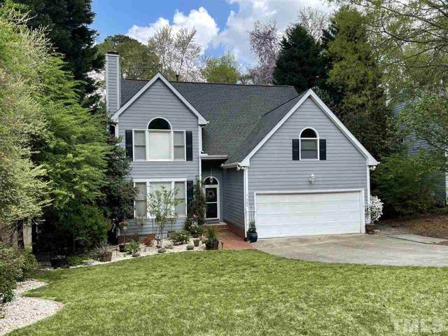 506 Gablefield Lane, Apex, NC 27502 (#2377497) :: The Perry Group