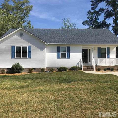 505 Garrison Avenue, Clayton, NC 27520 (#2377513) :: Triangle Just Listed