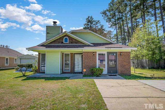 1303 Koinonia Drive, Spring Lake, NC 28390 (#2377529) :: Southern Realty Group