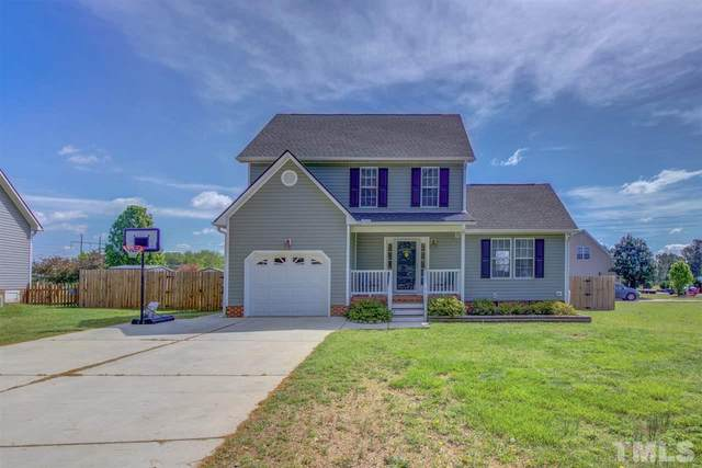 1117 Open Field Drive, Garner, NC 27529 (#2377534) :: The Rodney Carroll Team with Hometowne Realty