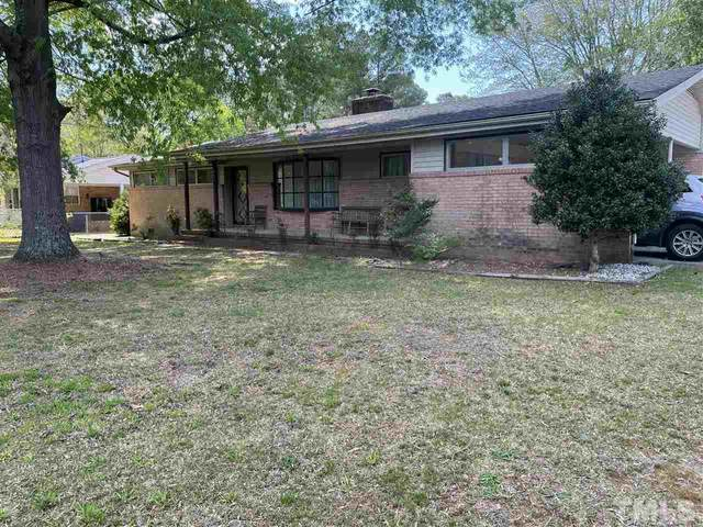 207 Hillcrest Drive, Smithfield, NC 27577 (#2377536) :: The Rodney Carroll Team with Hometowne Realty