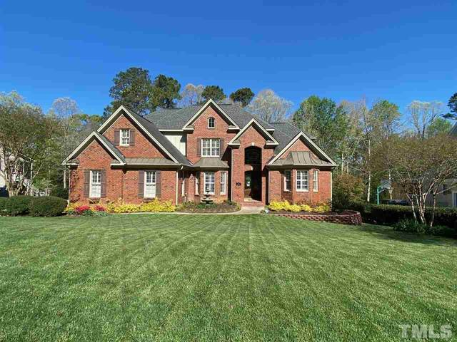 804 Parkridge Drive, Clayton, NC 27527 (#2377537) :: Steve Gunter Team