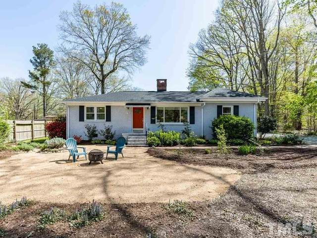 116 Crawford Road, Hillsborough, NC 27278 (MLS #2377538) :: The Oceanaire Realty