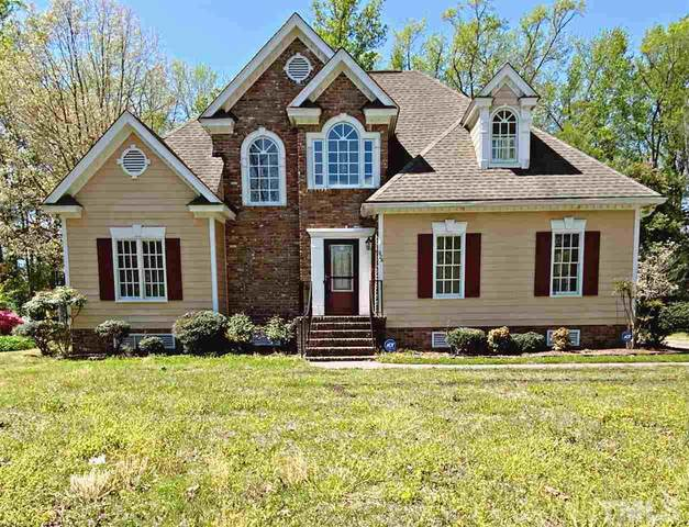 624 Drexel Road, Rocky Mount, NC 27803 (#2377560) :: Steve Gunter Team