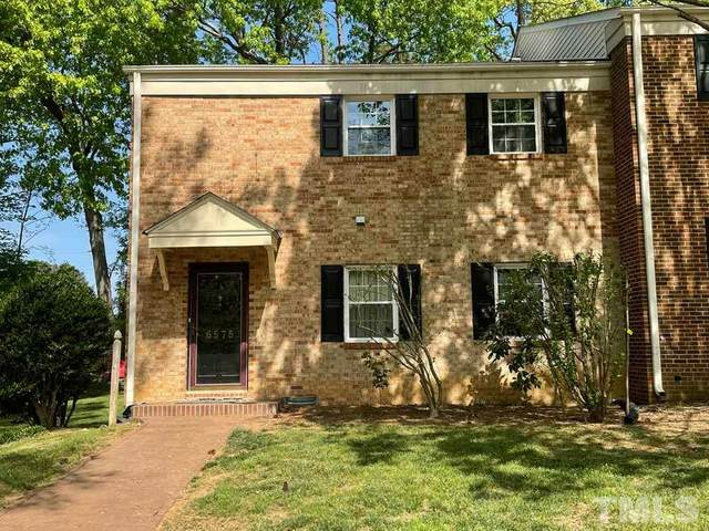 6575 New Market Way #6575, Raleigh, NC 27615 (#2377564) :: The Rodney Carroll Team with Hometowne Realty