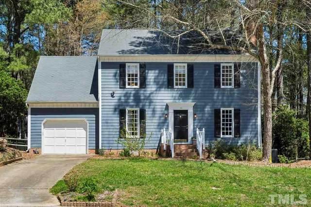 109 Winterberry Ridge, Durham, NC 27713 (#2377595) :: Steve Gunter Team