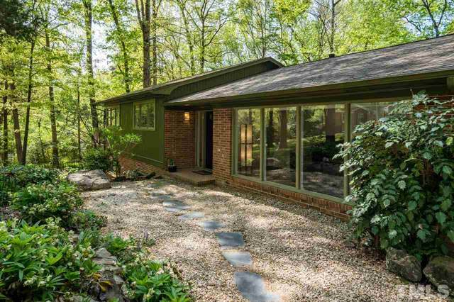 605 Shadylawn Road, Chapel Hill, NC 27514 (#2377648) :: The Perry Group