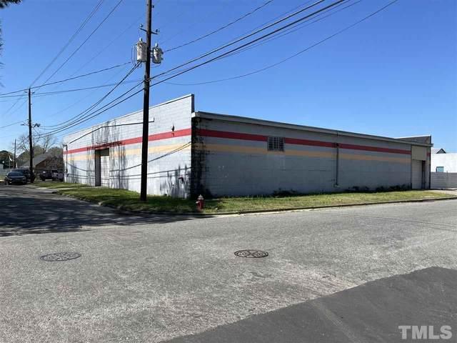 105 N Sharpe Street, Selma, NC 27576 (#2377670) :: The Jim Allen Group