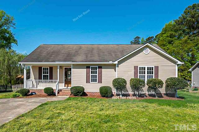 1020 S Philwood Court, Fuquay Varina, NC 27526 (#2377688) :: Choice Residential Real Estate