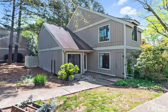 1401 Five Oaks Drive #14, Durham, NC 27707 (#2377706) :: Raleigh Cary Realty