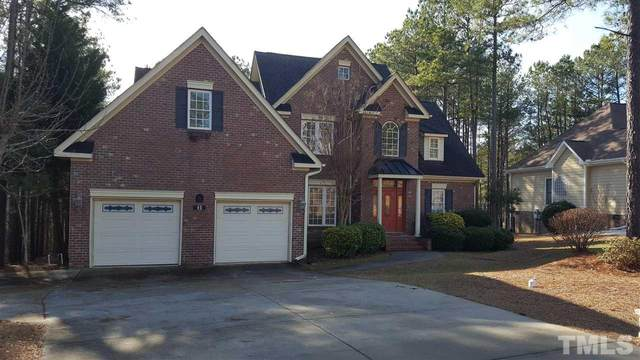 45 Barons Run #1, Spring Lake, NC 28390 (#2377723) :: The Rodney Carroll Team with Hometowne Realty