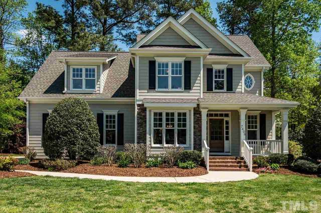 7408 Capulin Crest Drive, Apex, NC 27539 (#2377730) :: The Perry Group