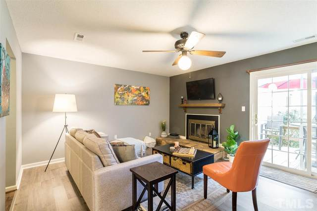 121 Westview Drive #103, Carrboro, NC 27510 (#2377751) :: The Perry Group