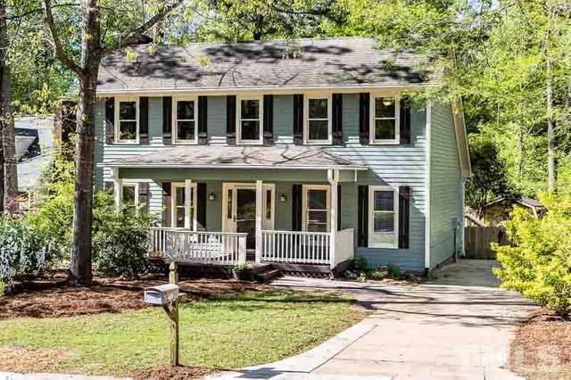 1208 Indian Trail, Apex, NC 27502 (#2377761) :: Triangle Just Listed