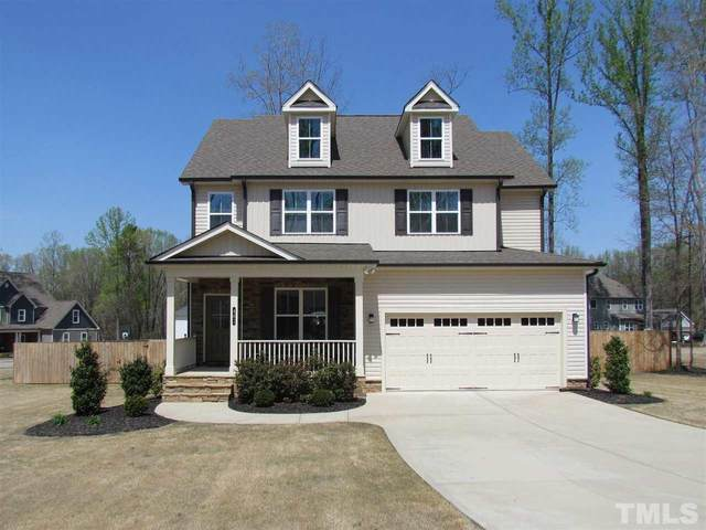 401 Forest Glen Drive, Youngsville, NC 27596 (#2377763) :: The Jim Allen Group