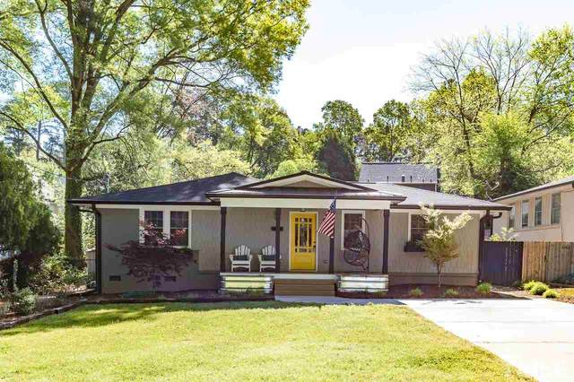 2116 Bellaire Avenue, Raleigh, NC 27608 (#2377770) :: Raleigh Cary Realty