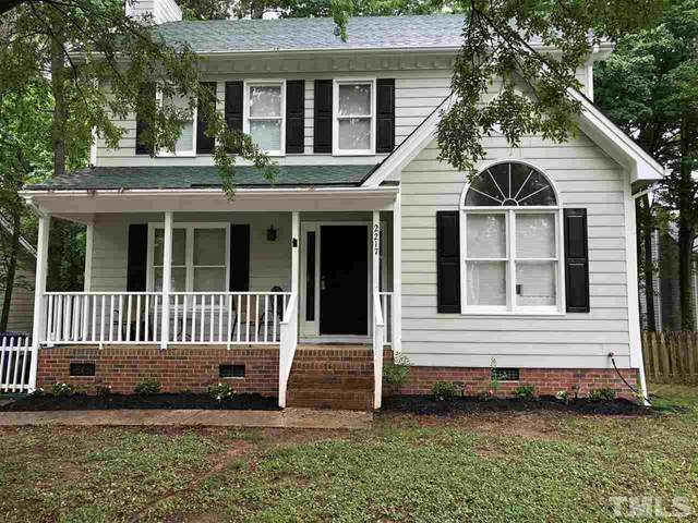 2217 Long And Winding Road, Raleigh, NC 27603 (#2377797) :: The Rodney Carroll Team with Hometowne Realty