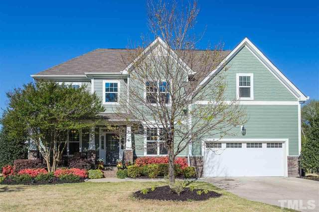 5424 Downton Grove Court, Fuquay Varina, NC 27526 (#2377799) :: The Beth Hines Team
