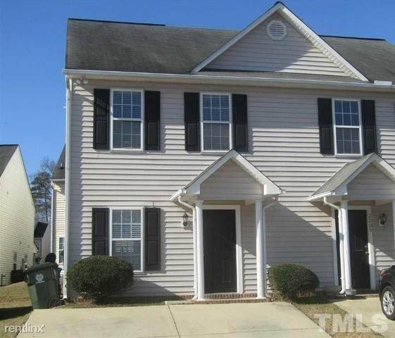 2207 Whistling Straits Way, Raleigh, NC 26704 (#2377830) :: Southern Realty Group