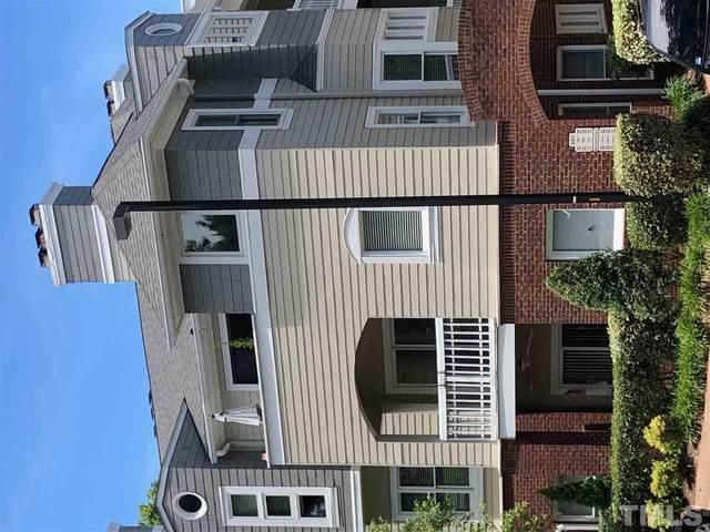 1001 Brighthurst Drive #204, Raleigh, NC 27605 (#2377840) :: Dogwood Properties