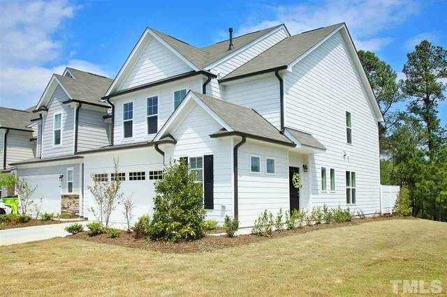 1521 Chesterfield Lane, Durham, NC 27703 (#2377867) :: The Rodney Carroll Team with Hometowne Realty