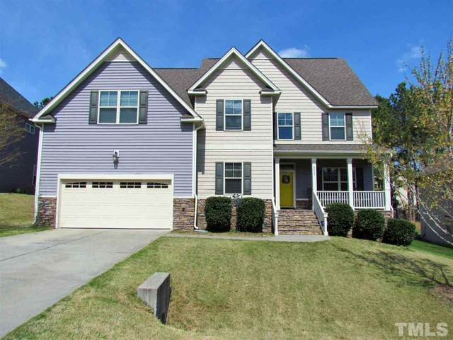 3505 Bloomfield Way, Raleigh, NC 27616 (#2377876) :: The Perry Group