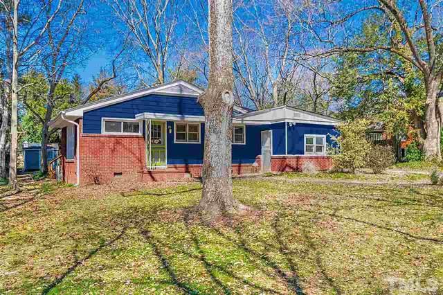 210 Wilmot Drive, Raleigh, NC 27606 (#2377896) :: Triangle Top Choice Realty, LLC
