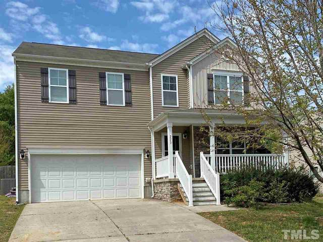 273 Farrington Drive, Clayton, NC 27520 (#2377930) :: Triangle Just Listed