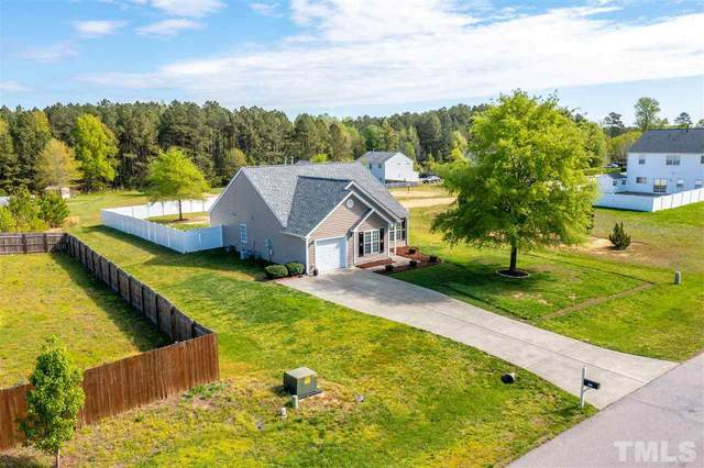 2056 Hidden Pond Road, Creedmoor, NC 27522 (#2377931) :: The Rodney Carroll Team with Hometowne Realty